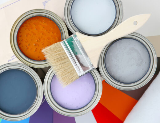 Whether you're redecorating or simply painting to maintain a look, here's some tips on choosing paint colors that will work best in your space.