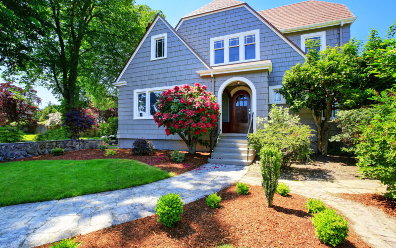 Whether it's to help it sell or just for your own satisfaction, you want your home exterior to look good. Learn how to boost curb appeal with these tips.